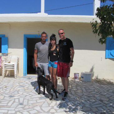 Der Dog Coach – neuester Einsatz in Griechenland