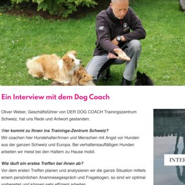 Presse: Interview mit dem DOC COACH